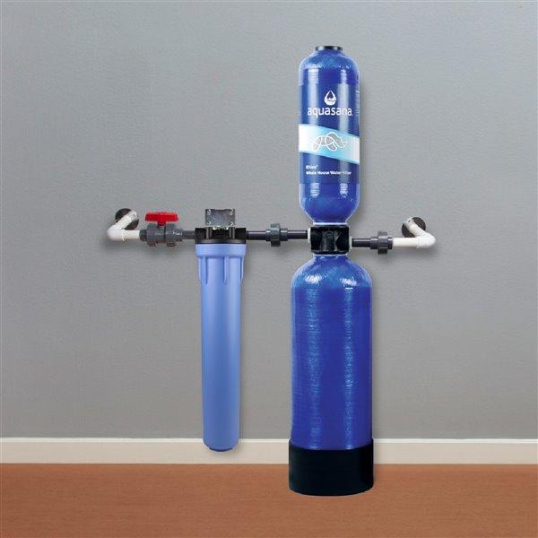 Aquasana Système de filtration de l'eau à domicile