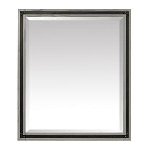 """Miroir pour salle de bain Dexter, Avanity, 30"""", gris"""