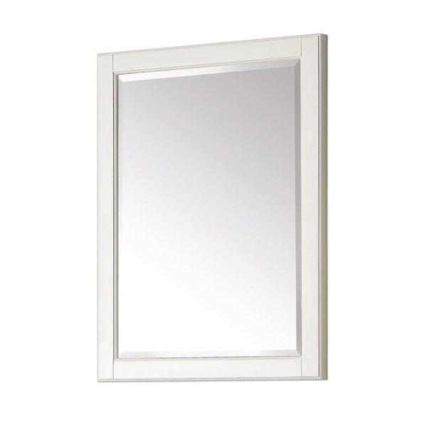 "Miroir pour salle de bain Hamilton de Avanity , 24"", blanc"