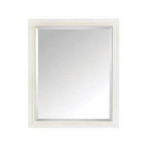 """Miroir pour salle de bain Thompson de Avanity, 28"""", blanc"""