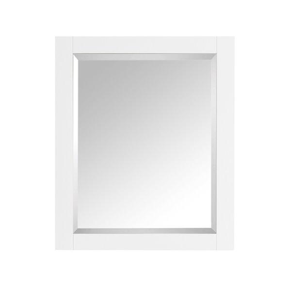 Avanity Brooks/Modero/Tribeca 24-in White Mirror