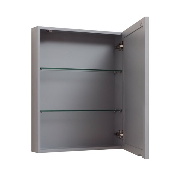 Avanity Brooks/Modero/Tribeca 24-in Grey Cabinet
