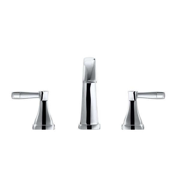 Avanity Clarice 8-in Chrome Bathroom Faucet