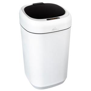 Royal Sovereign White 9L Motion Sensor Waste Basket