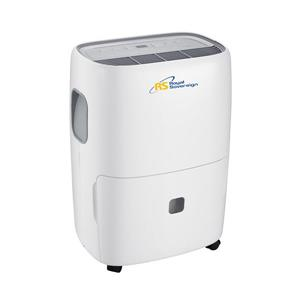 Royal Sovereign 33.1L White Dehumidifier