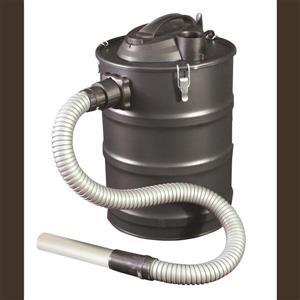 US Stove Company Ash Vacuum - 2 HP - Metal - Black