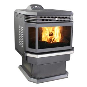 US Stove Company Bay Front 2200 sq ft Pellet Stove