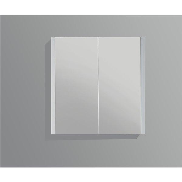 GEF Selena Medicine Cabinet, 24-in White