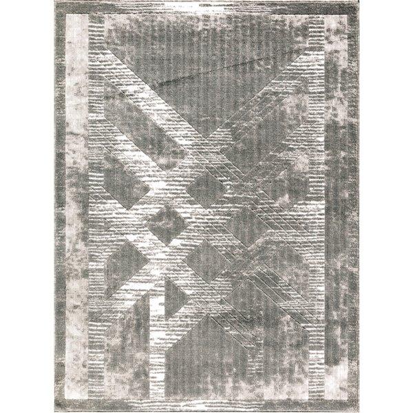 Segma Luminance 8-ft x 11-ft Jenny Grey Area Rug