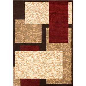 Tapis Beverly, 5' x 8', beige