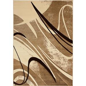 Tapis Reflections, 5'x8', beige
