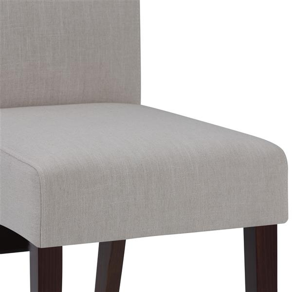 Simpli Home Avalon Natural Dining Chairs (Set of 2)
