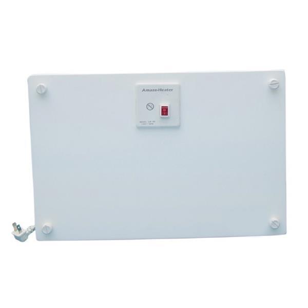 Radiateur mural pour bureau avec supports Ezymount, 100 W