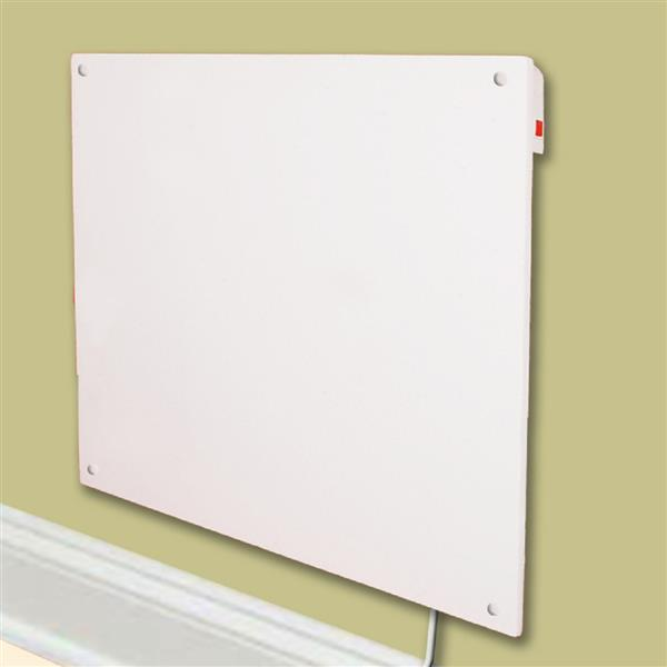 Amaze Heater 250-Watt Ceramic Electric Wall Mounted Room Heater