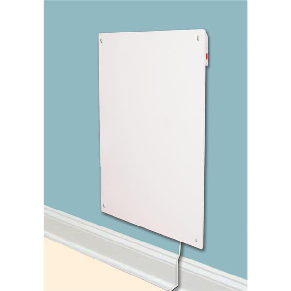 Amaze Heater 600-Watt Ceramic Electric Panel Room Heater