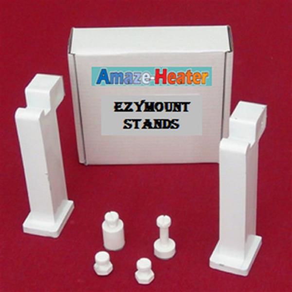Amaze Heater 600-Watt Ezymount System For Amaze Heater