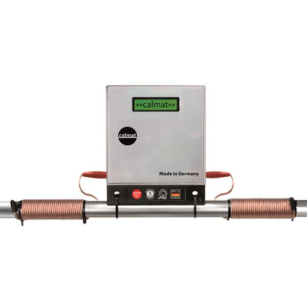 Calmat Electronic Anti-Scale and Rust Water Treatment System