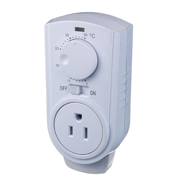 Amaze Heater Plug In Thermostat For Portable Heaters And Air Conditioners