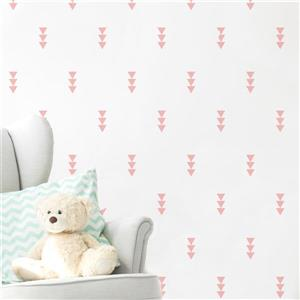 Swift Arrows 1.50- in x 4- in Peel and Stick Wall Decal