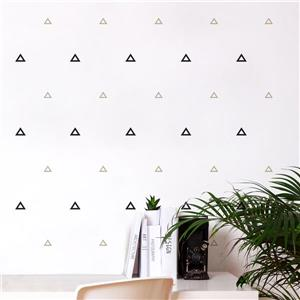 ADzif Aztec 2.50- in x 2.00- in Peel and Stick Wall Decal
