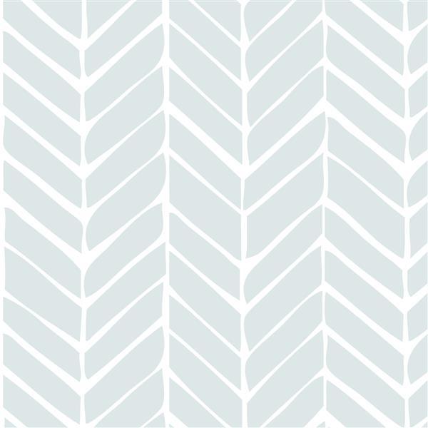 ADzif Lattes 8 sq ft Grey Adhesive Wallpaper