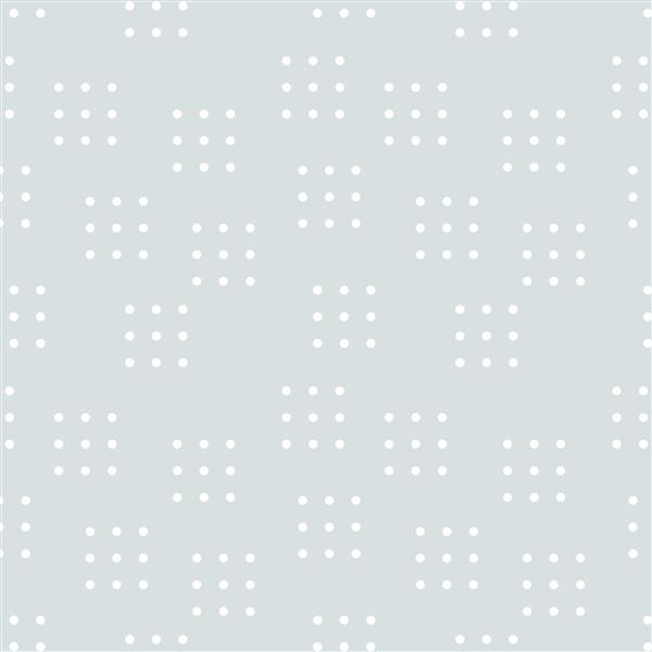 Papier peint adhésif, dominos, gris