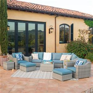 Starsong Kavala Seating Collection - 11-Pieces