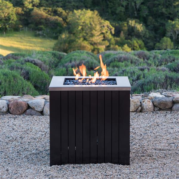 Starsong Highland 23.6-in Fire Table