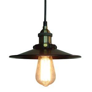 Fine Art Lighting Ltd Restoration Style Vintage Bronze Mini Pendant Light
