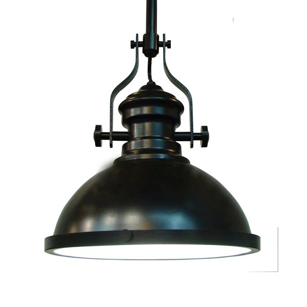 Fine Art Lighting Ltd. Restoration Style Vintage Bronze Pendant Light