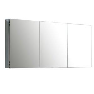 GEF Avila armoire à pharmacie en aluminium, 60 po.