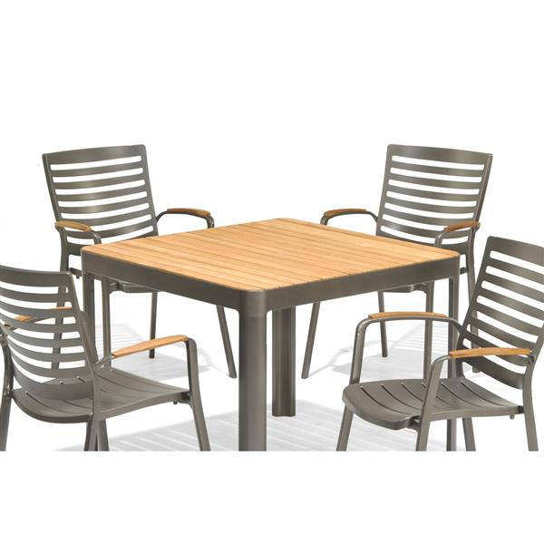 Scancom Portals 5-Piece Outdoor Dining Set