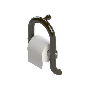 Distributeur de papier Invisia, bronze huilé