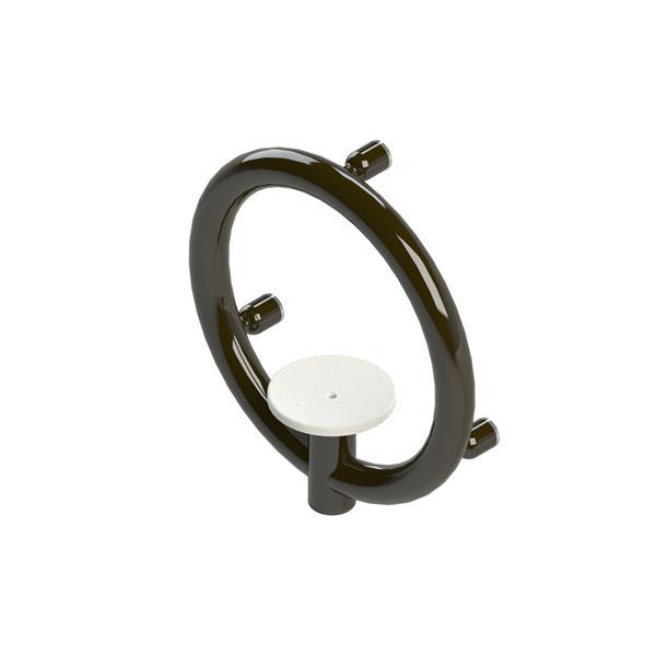 Invisia Collection Oil-Rubbed Bronze Soap Dish