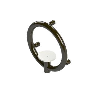 Invisia Collection Oil-Rubbed Bronze Soap Dish