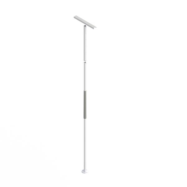 HealthCraft Products 20-in Uni-Fit Extender™ White 20-in