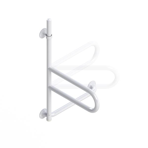 "Dependa-Bar(MC) 18""/46cm de HealthCraft, blanc"
