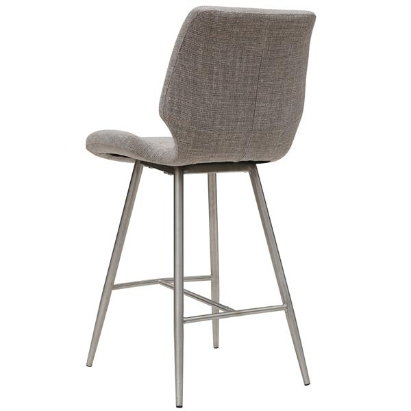 Worldwide Home Furnishings Counter Stool  - Set of 2 - Beige