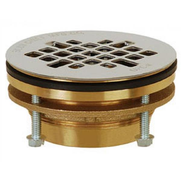 Unik Stone Bronze and Copper High-End Shower Drain