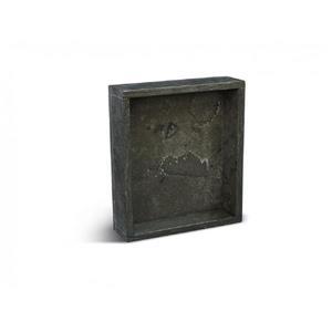 Niche de douche en pierre calcaire Unik Stone