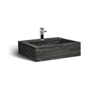 Lavabo en pierre calcaire Unik Stone, 24