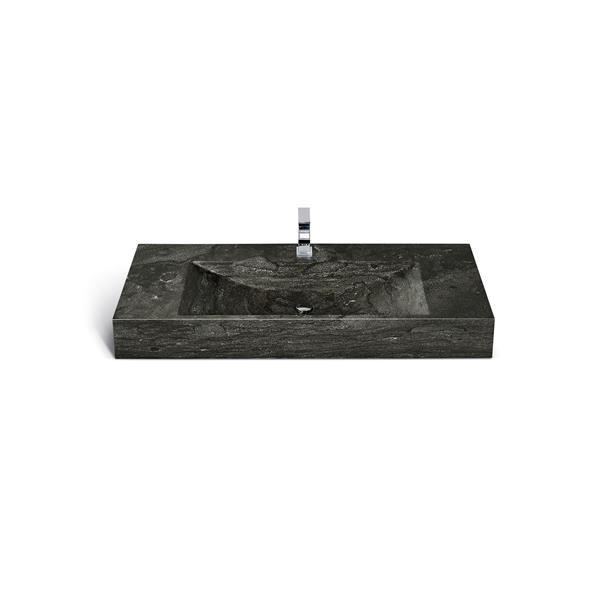 Unik Stone Sink - Limestone - 48-in