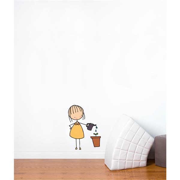 Appliqué mural, d'amour et d'eau fraîche Piccolo