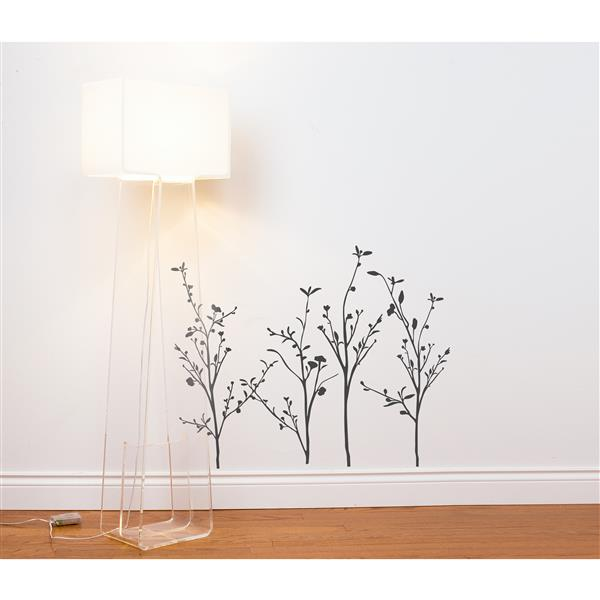 ADzif Spring Branches Wall Decal - 2.5' x 2.3'