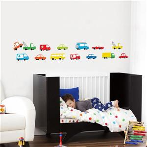 ADzif Trucks Wall Decal - 6' x 0.9'