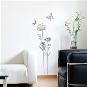 ADzif Lugano Wall Decal - 1.6' x 4.9'