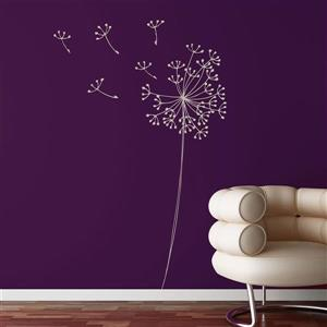 ADzif Snowdon Wall Decal - 4.6' x 5.8'