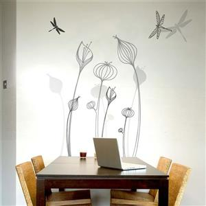 ADzif Talamanca Wall Decal - 3.8' x 4.4'