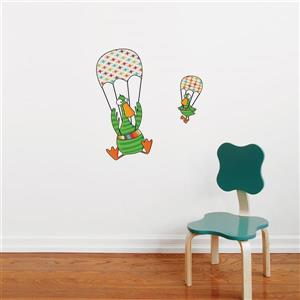 ADzif Way Up High Wall Decal for Kids - 1.8' x 1.8'