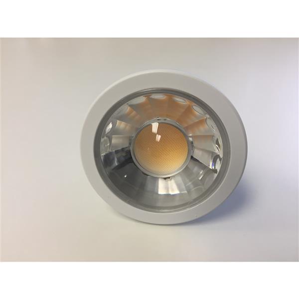TorontoLed Bulb - GU10 - 7 W - 3000 K - 10-pack